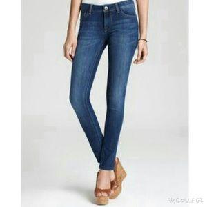 DL1961 Amanda Skinny Wall high waist Jeans